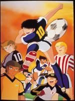 『キャプテン翼』TVシリーズ・劇場版6作品を完全DVD化!_e0025035_21224846.jpg