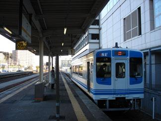 今日から電車通勤!_e0015690_1992288.jpg