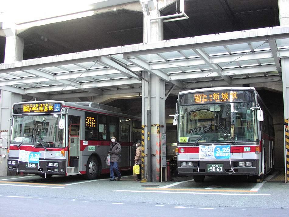 熱いバスターミナル 綱島_b0059756_23102323.jpg