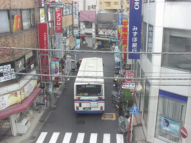 熱いバスターミナル 綱島_b0059756_23235411.jpg