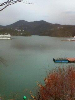 ☆TODAY 東条湖☆_f0002573_1225437.jpg