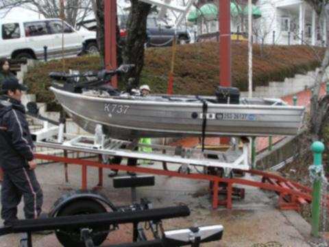 マイボート昇降設備リニューアル_f0002573_1641184.jpg