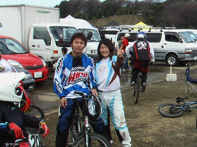 2006JOSF緑山関東オープンレースVOL4 緑山に集った人とBIKE_b0065730_21301588.jpg