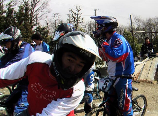 2006JOSF緑山関東オープンレースVOL4 緑山に集った人とBIKE_b0065730_21413663.jpg