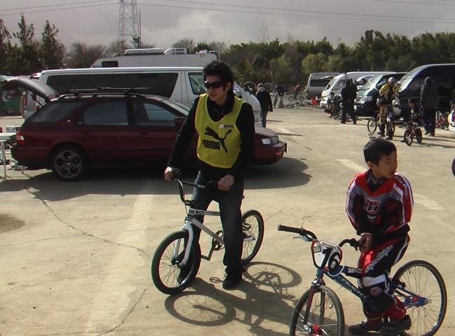 2006JOSF緑山関東オープンレースVOL4 緑山に集った人とBIKE_b0065730_21421750.jpg