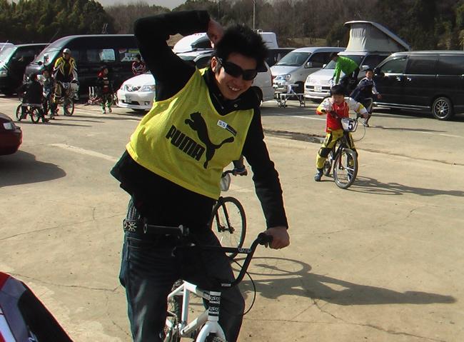 2006JOSF緑山関東オープンレースVOL4 緑山に集った人とBIKE_b0065730_21433123.jpg