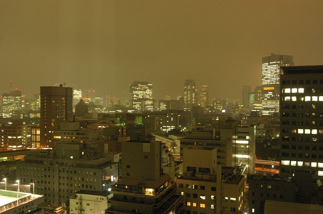 旧万世橋駅夜景~東京_d0043136_22512222.jpg