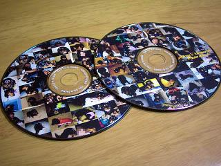 DISCにまとめて