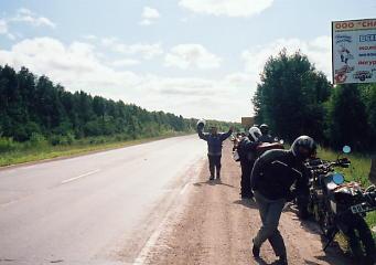 ユーラシア大陸横断 シベリア横断 (19)  イルクーツクからクラスノヤリスクへ _c0011649_9524314.jpg