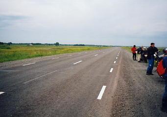 ユーラシア大陸横断 シベリア横断 (19)  イルクーツクからクラスノヤリスクへ _c0011649_9571646.jpg