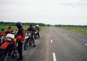 ユーラシア大陸横断 シベリア横断 (19)  イルクーツクからクラスノヤリスクへ _c0011649_9581377.jpg