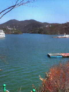 ☆TODAY 東条湖☆_f0002573_11363149.jpg