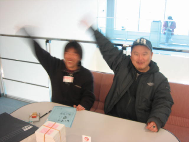 隔週企画『上野 vs ヘルシア緑茶』 第12回 前編_c0064514_17162658.jpg