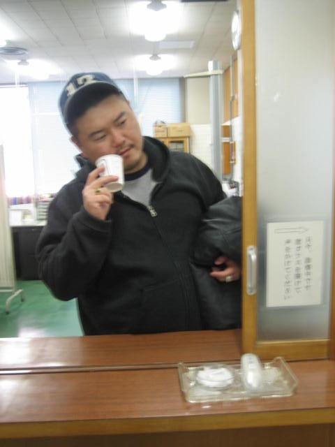 隔週企画『上野 vs ヘルシア緑茶』 第12回 後編_c0064514_17331297.jpg