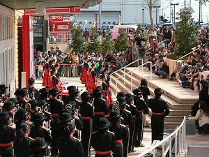 綾瀬タウヒルズ・開店一周年記念イベント_c0051920_22575936.jpg
