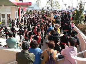 綾瀬タウヒルズ・開店一周年記念イベント_c0051920_2355637.jpg