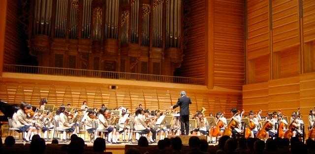 台東区ジュニアオーケストラって素晴らしいな。_f0073704_18592627.jpg