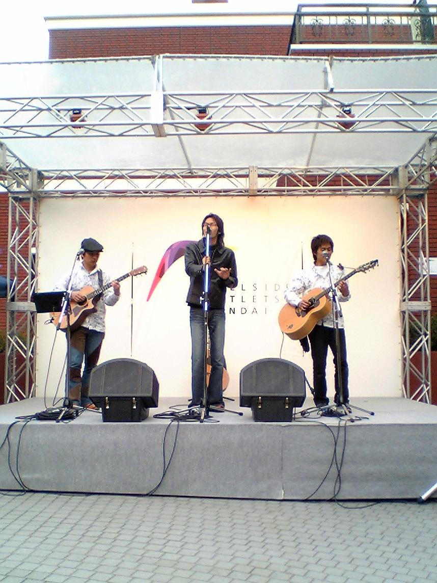 三叉路ライブ行ってきました。_d0004716_2141180.jpg