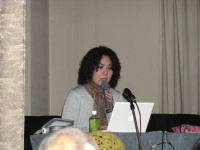 「命に国境はない」 高遠菜穂子さんの講演_f0019247_23423623.jpg