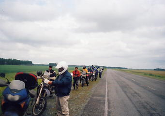ユーラシア大陸横断 シベリア横断 (20)  クラスノヤリスクからマイリンスクへ _c0011649_7205917.jpg