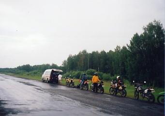 ユーラシア大陸横断 シベリア横断 (20)  クラスノヤリスクからマイリンスクへ _c0011649_7231691.jpg