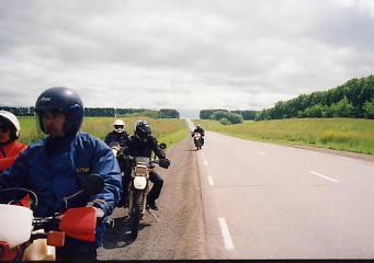ユーラシア大陸横断 シベリア横断 (20)  クラスノヤリスクからマイリンスクへ _c0011649_7323657.jpg