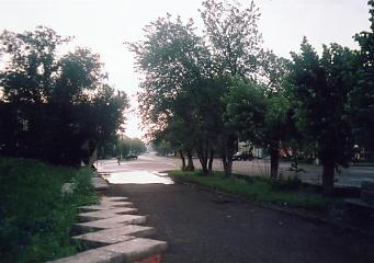 ユーラシア大陸横断 シベリア横断 (20)  クラスノヤリスクからマイリンスクへ _c0011649_7531990.jpg