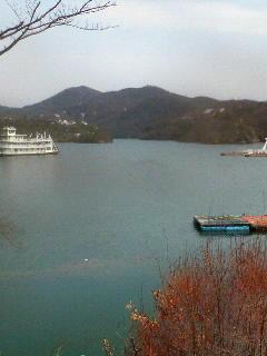 ☆TODAY 東条湖☆_f0002573_1161677.jpg