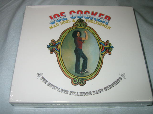 JOE COCKER MAD DOGS & ENGLISHMEN / THE COMPLETE FILLMORE EAST CONCERTS_b0042308_2245955.jpg