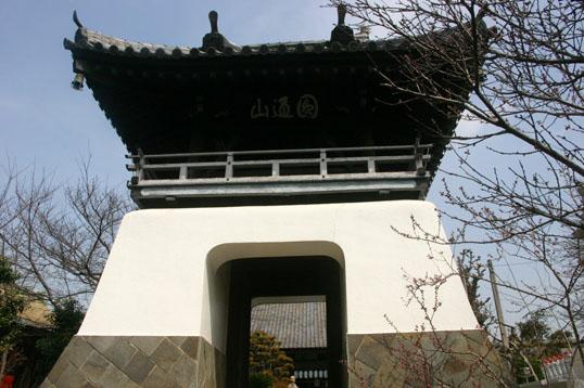 <第三十番 圓通山 観音禅寺>_a0045381_21472657.jpg