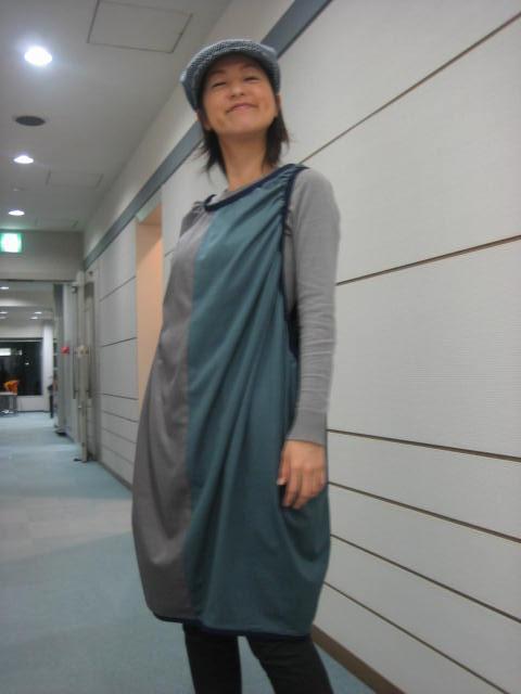 恒例!水曜ファッションチェック☆_c0064514_18583738.jpg