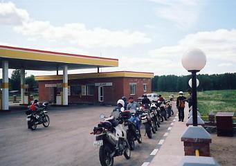 ユーラシア大陸横断 シベリア横断 (21)  マイリンスクからノボシビルスクへ _c0011649_0283425.jpg