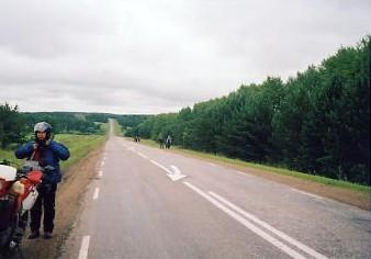 ユーラシア大陸横断 シベリア横断 (21)  マイリンスクからノボシビルスクへ _c0011649_0401059.jpg