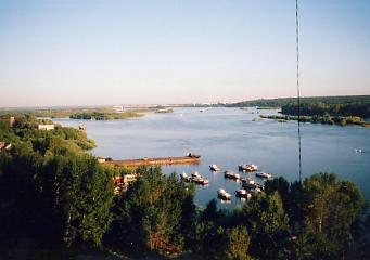 ユーラシア大陸横断 シベリア横断 (21)  マイリンスクからノボシビルスクへ _c0011649_0584720.jpg