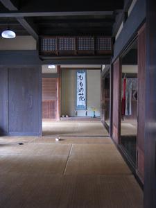 旧金子家(舞岡公園内)_f0053164_1754252.jpg