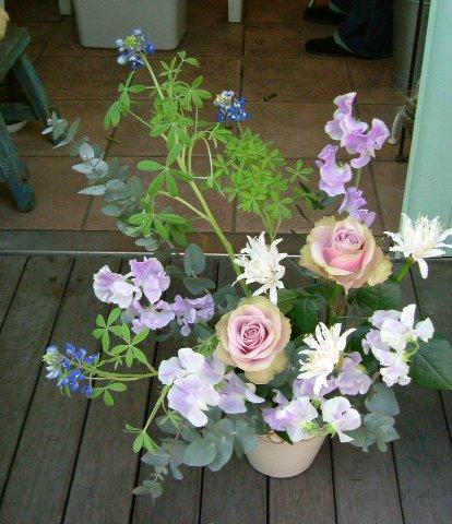オークリーフ花の教室(森さんの作品)_f0049672_12103356.jpg