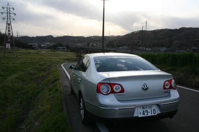 VWパサート その2-輸入車の価値を変える意欲作-_f0040103_1612313.jpg