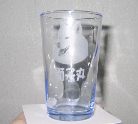 ガラスの獅子丸_a0044521_21243873.jpg