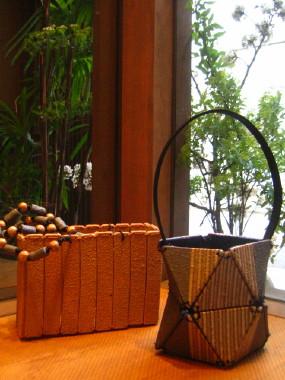 陶のバッグ~和のART BAGS 展へ_d0004651_8115146.jpg
