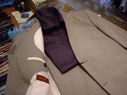 Cotton Suit  に Cutsaw_a0025005_1322246.jpg