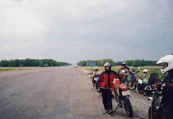ユーラシア大陸横断 シベリア横断 (22)  ノボシビルスクからクイビシェフへ _c0011649_820073.jpg