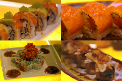 creative-sushi NOBU (カリフォルニアロールのお店)_a0033733_1336184.jpg