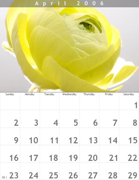 4月のカレンダー_a0003650_15582073.jpg
