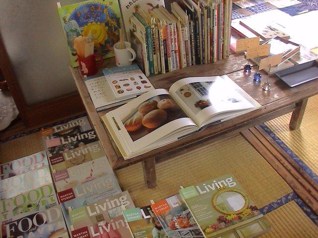 「パンとお菓子と布と本」終了しました。_e0060555_2391212.jpg