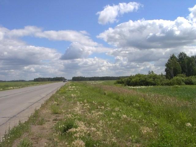 ユーラシア大陸横断 シベリア横断 (24)  クイビシェフ から オムスクへ _c0011649_8422651.jpg