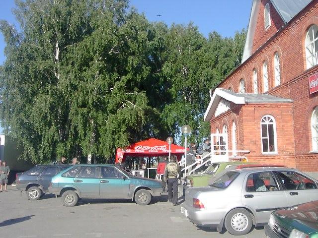 ユーラシア大陸横断 シベリア横断 (24)  クイビシェフ から オムスクへ _c0011649_8514347.jpg