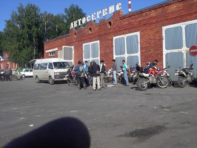 ユーラシア大陸横断 シベリア横断 (24)  クイビシェフ から オムスクへ _c0011649_8522597.jpg
