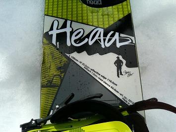 【試乗レポ】HEAD CROWN156 + PX5_e0037849_7452072.jpg