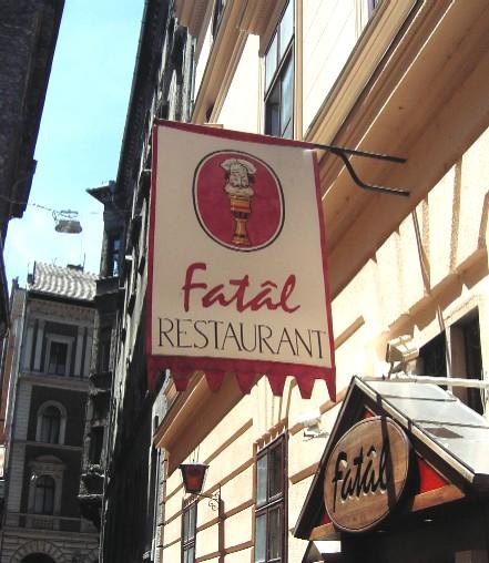 ハンガリー★★★レストラン ~ Budapest ブダペスト ~_c0042797_22304738.jpg
