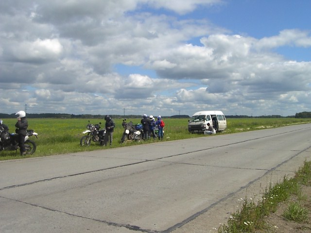 ユーラシア大陸横断 シベリア横断 (25)  オムスクへ _c0011649_10272232.jpg